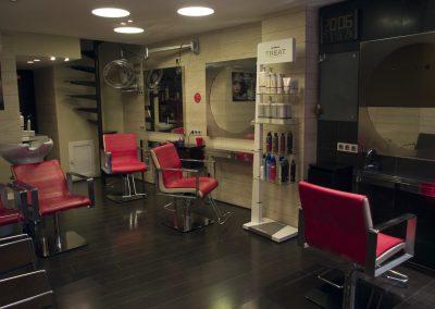 Peluquería y barbershop en Logroño